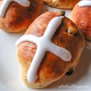 Hot Cross Buns - Andrea Meyers