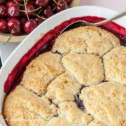 Cherry Cobbler - Andrea Meyers