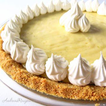 Key Lime Pie - Andrea Meyers