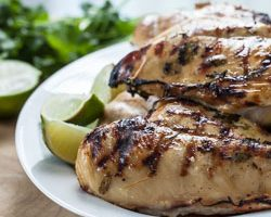 Tequila Lime Chicken Fajitas and the Great Chicken Marinade Controversy
