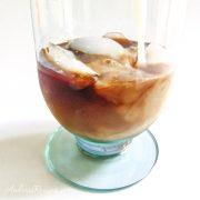 Coffee Concentrate for Iced Coffee - Andrea Meyers