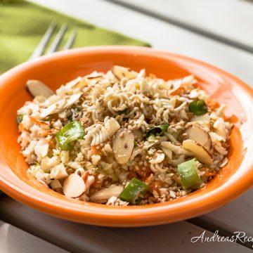 Simi Salad (aka Ramen Noodle Salad) - Andrea Meyers