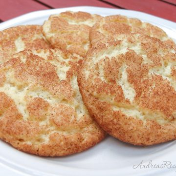 Snickerdoodles - Andrea Meyers