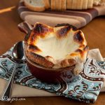 Vegetarian French Onion Soup - Andrea Meyers