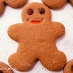 Gingerbread Men Cookies Recipe - Andrea Meyers