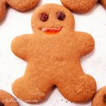 Gingerbread Men Cookies - Andrea Meyers