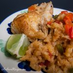 Arroz Con Pollo (Chicken with Rice) - Andrea Meyers