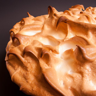 The Daring Bakers Make Lemon Meringue Pie and Tarts