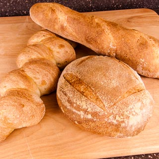The Daring Bakers Make Julia Child's French Bread