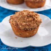 Apple Cinnamon Crunch Muffins - Andrea Meyers