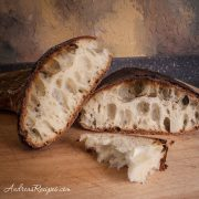 Royal Crown's Tortano Bread - Andrea Meyers