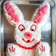 Easter Bunny Cake - Andrea Meyers