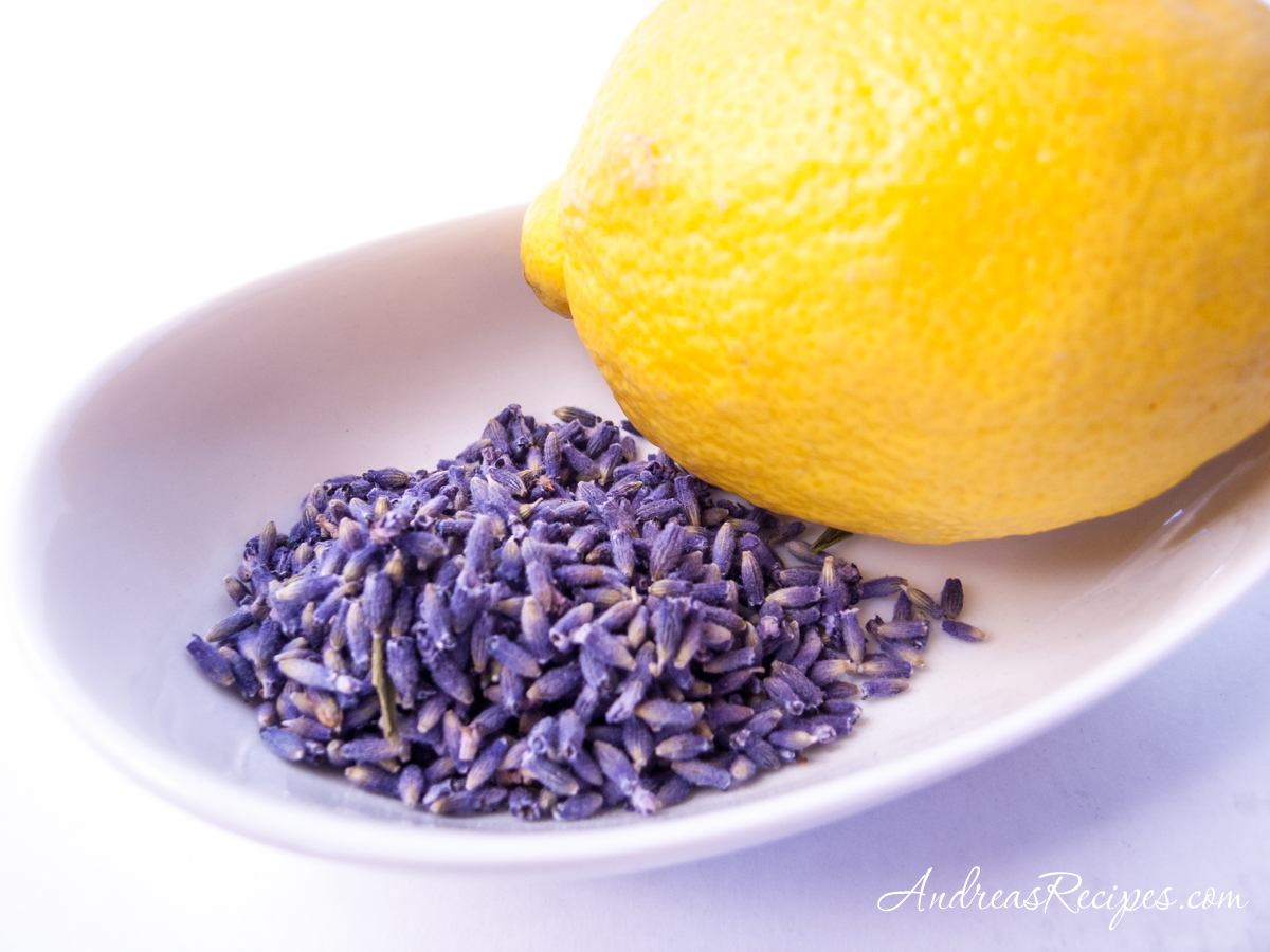 Lavender and lemon - Andrea Meyers