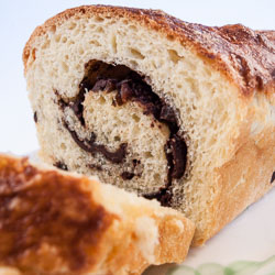 Chocolate Prune Bread Recipe - Andrea Meyers