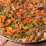 Vegetable Paella Recipe - Andrea Meyers