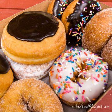 Donuts & More, Adirondacks - Andrea Meyers