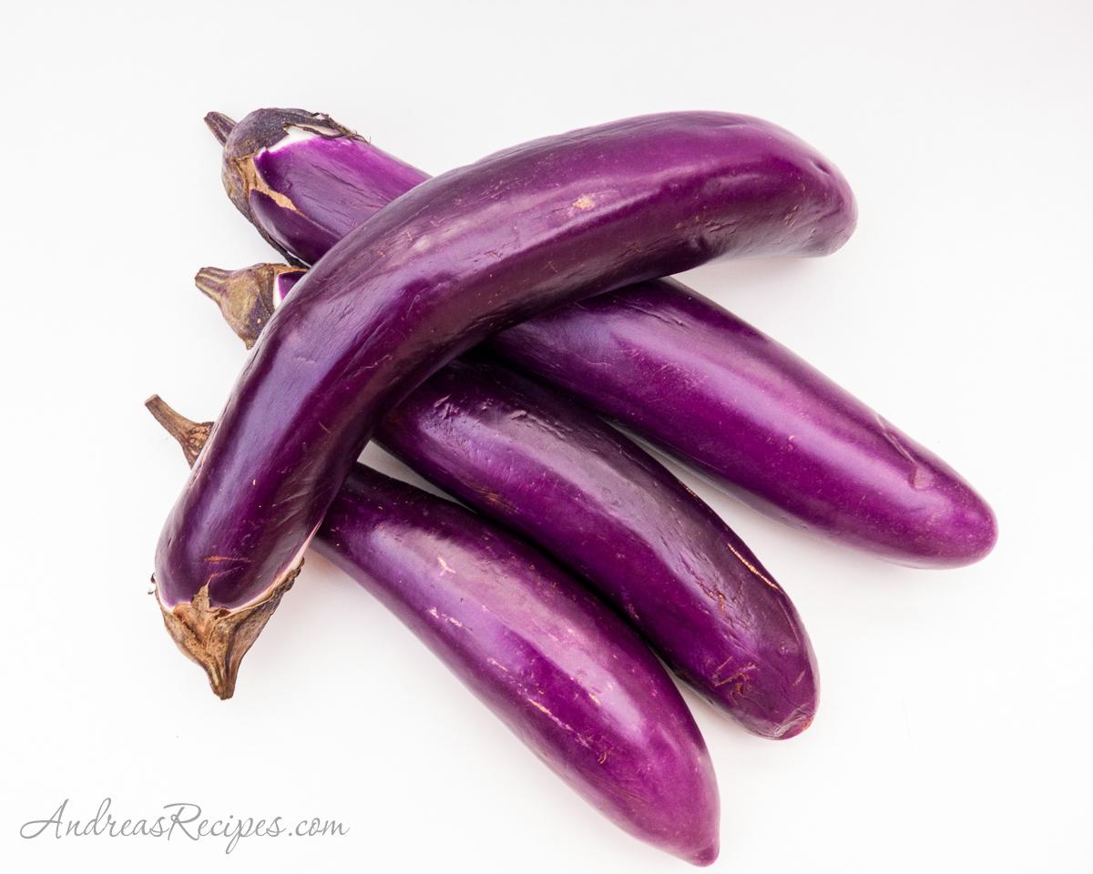 Chinese eggplant - Andrea Meyers