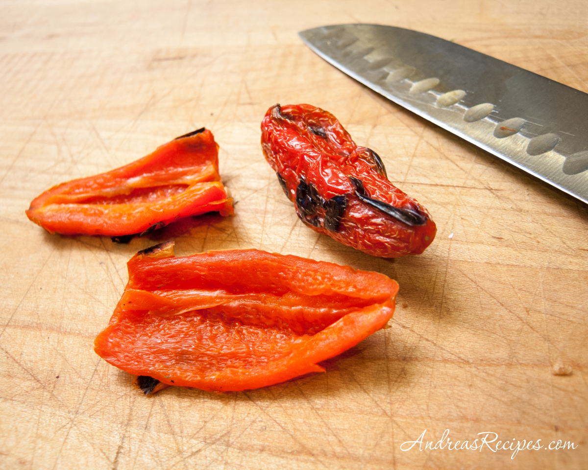 Roasted red jalapeno - Andrea Meyers