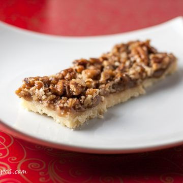 Pecan Bars - Andrea Meyers