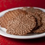 Chocolate Pizzelles Recipe - Andrea Meyers