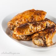 Cajun Chicken Wings - Andrea Meyers