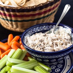 Caramelized Onion Dip Recipe - Andrea Meyers