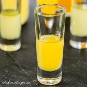 Arancello and Limoncello (Orange and Lemon Liqueur) - Andrea Meyers