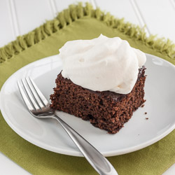 Guinness Gingerbread Recipe - Andrea Meyers