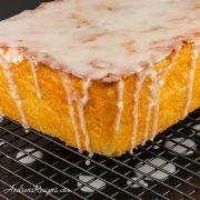 Lemon Yogurt Cake - Andrea Meyers