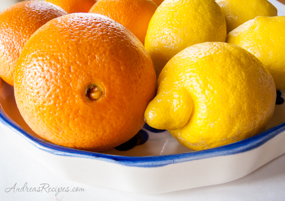 Oranges and Lemons - Andrea Meyers