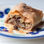 Viennese Apple Strudel - Andrea Meyers