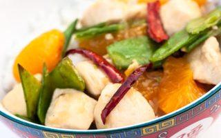 Quick and Easy Mandarin Orange Chicken