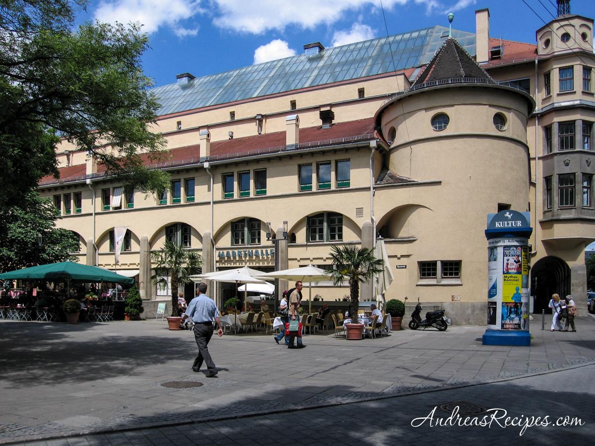 Stuttgart Markthalle (Germany) - Andrea Meyers