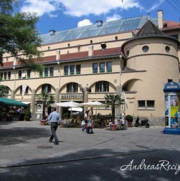 Stuttgart Markthalle, Germany - Andrea Meyers