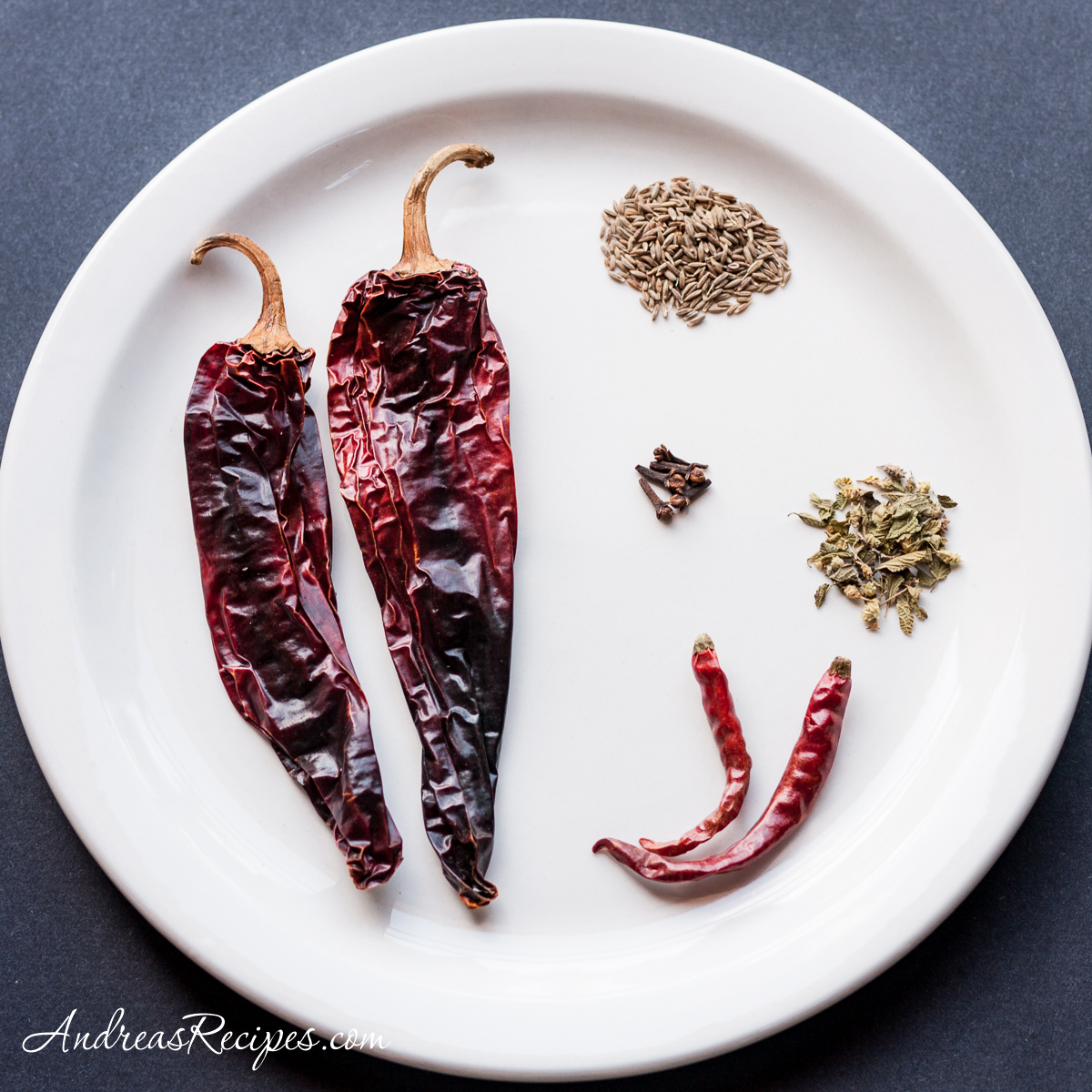 Spices for chicken adobo - Andrea Meyers