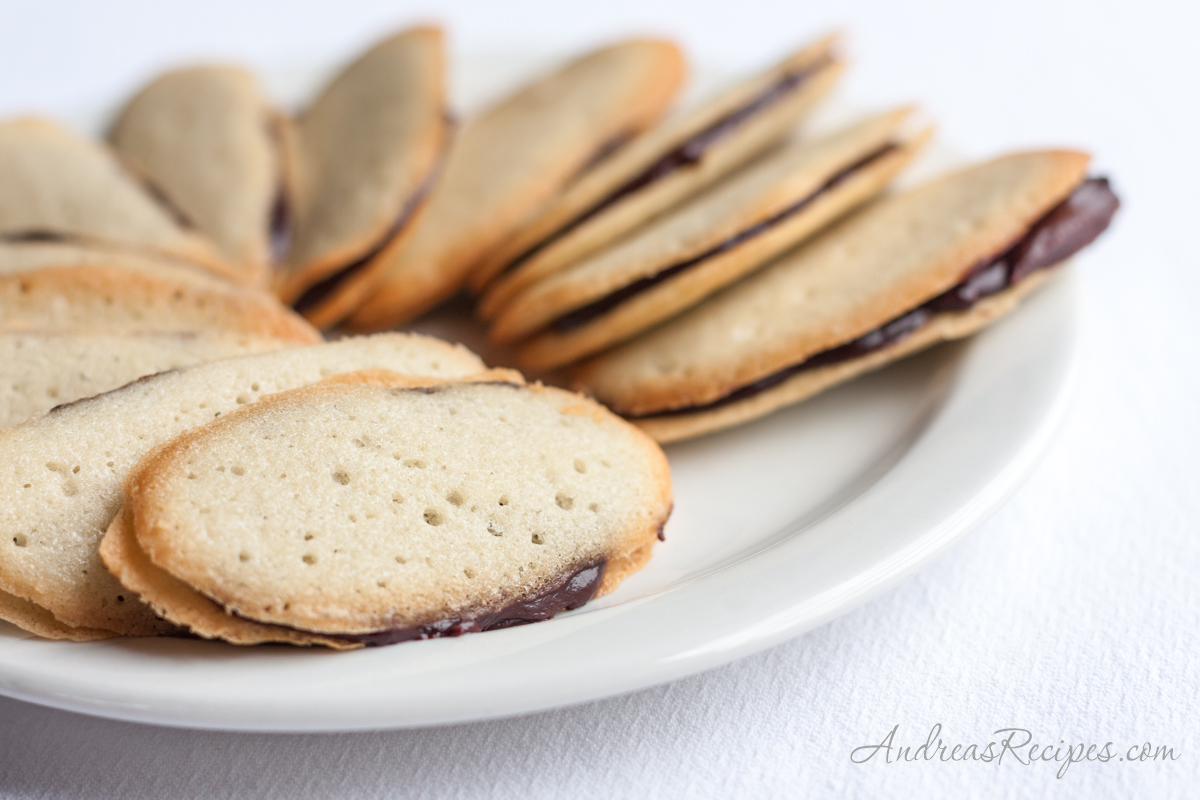 Milan Cookies - Andrea Meyers