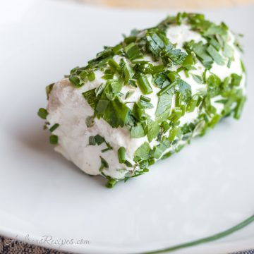 Herbed Goat Cheese - Andrea Meyers