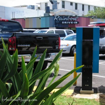 The Rainbow Drive-In (Hawaii) - Andrea Meyers