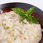 Zucchini Risotto with Basil - Andrea Meyers