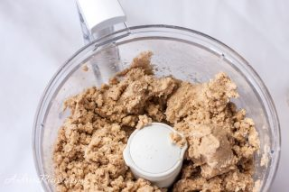 Whole wheat pie dough in the food processor - Andrea Meyers