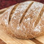 Whole Wheat and Flaxseed Bread - Andrea Meyers