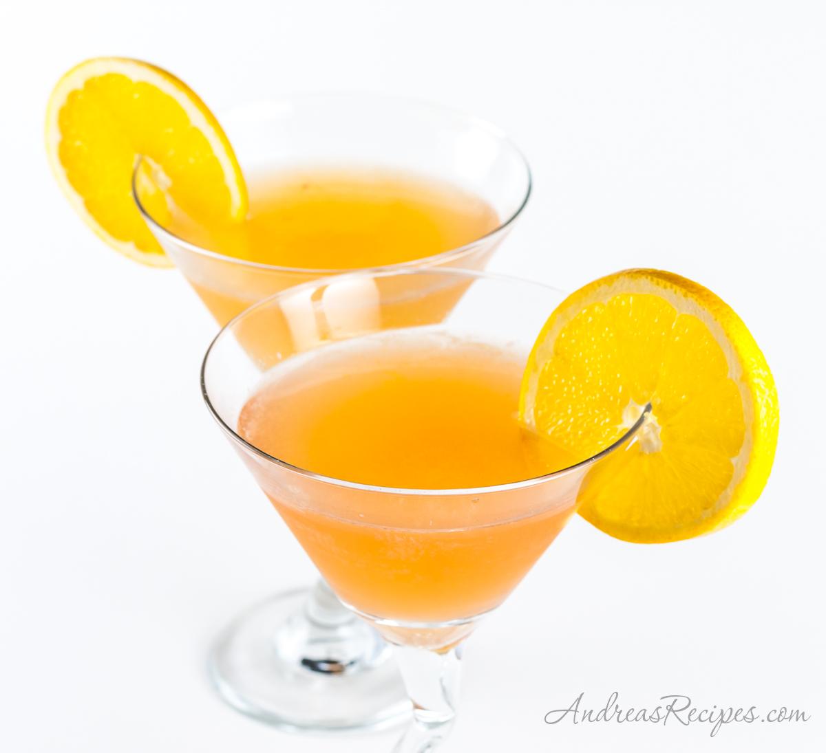 Big O Cocktail - Andrea Meyers