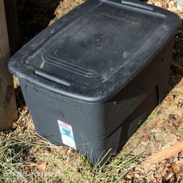 Compost bin - Andrea Meyers