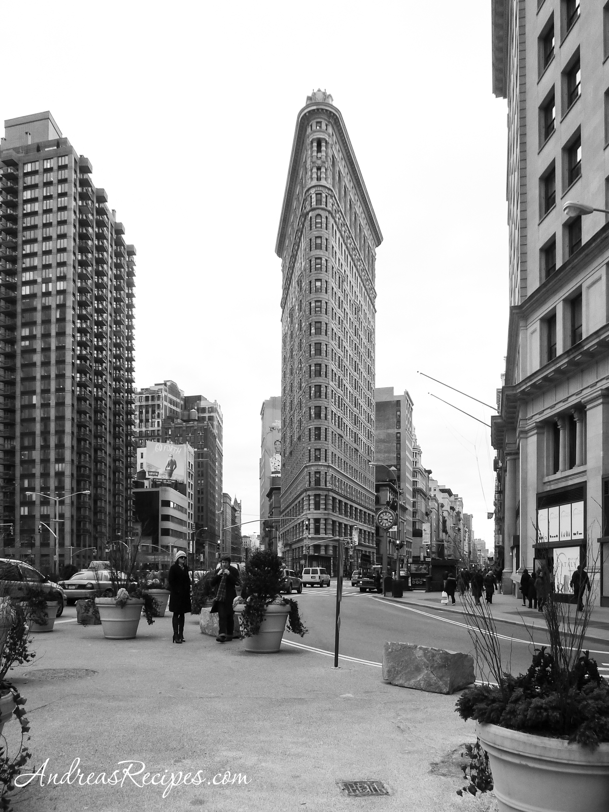 Flatiron Building, New York City - Andrea Meyers