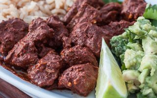 Slow-Cooked Achiote-Marinated Pork (Cochinita Pibil)