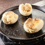 BBA Challenge: English Muffins, cooking - Andrea Meyers