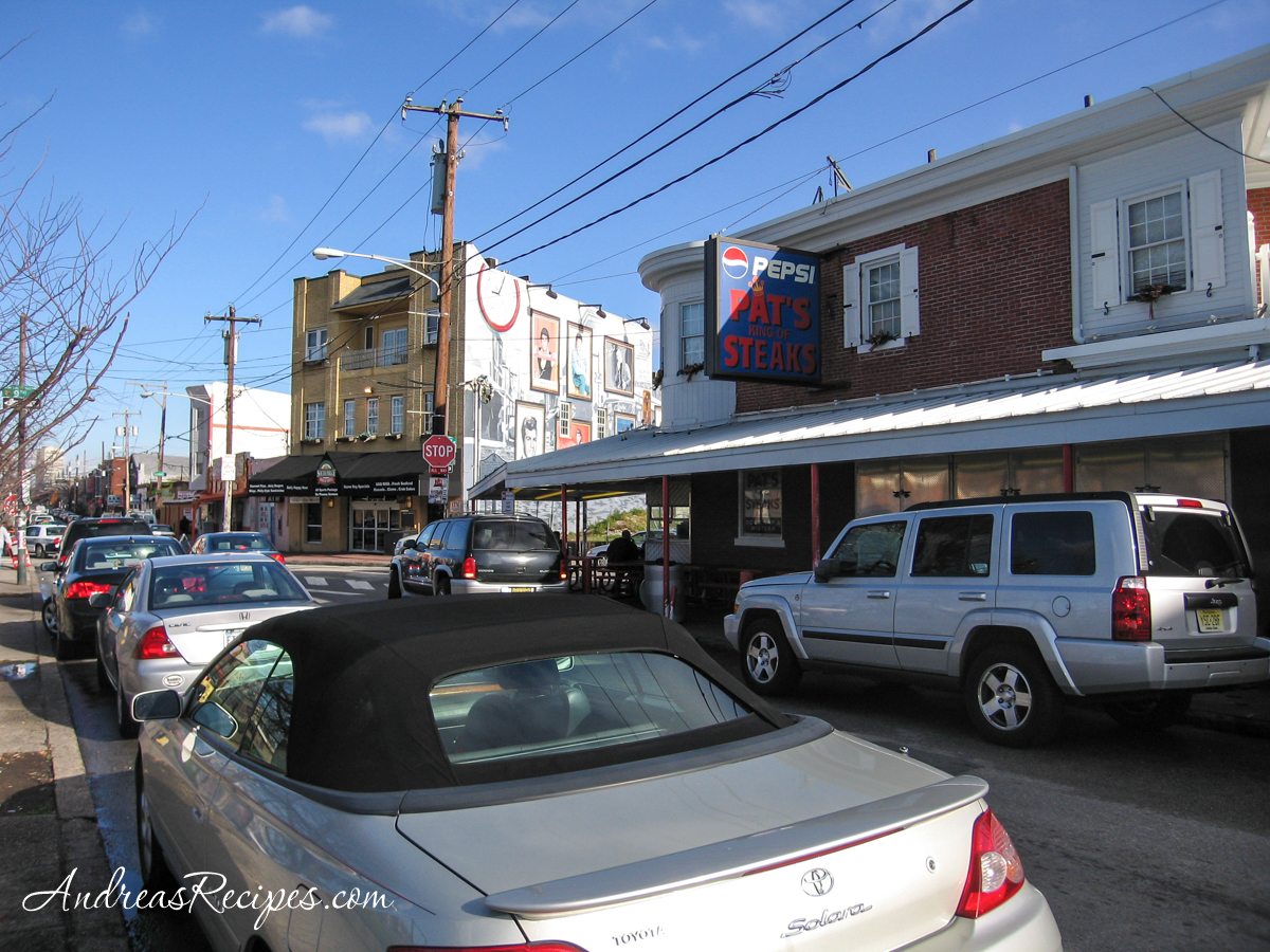 Pat's Steaks, South Philly - Andrea Meyers