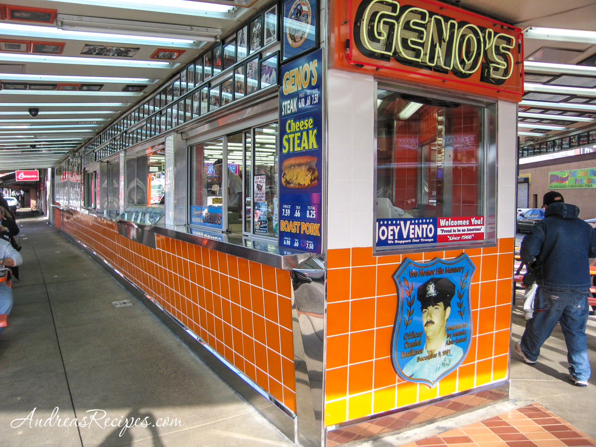 Geno's Steaks, South Philly - Andrea Meyers