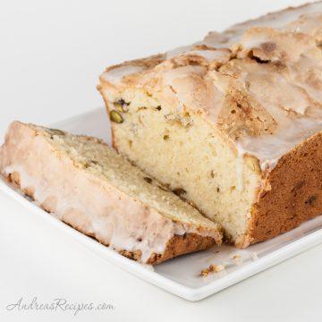 Irish Cream Pound Cake - Andrea Meyers