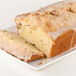 Irish Cream Pound Cake